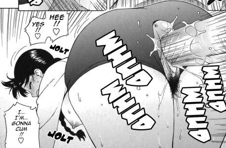 hot housewives and MILFs english hentai manga
