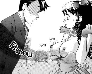 Helloooo, boobs :D